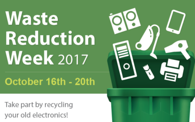 Waste Reduction Week, October 16-22 2017