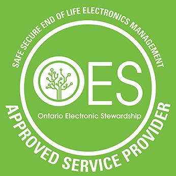 Ontario Electronic Stewardship (OES) Logo
