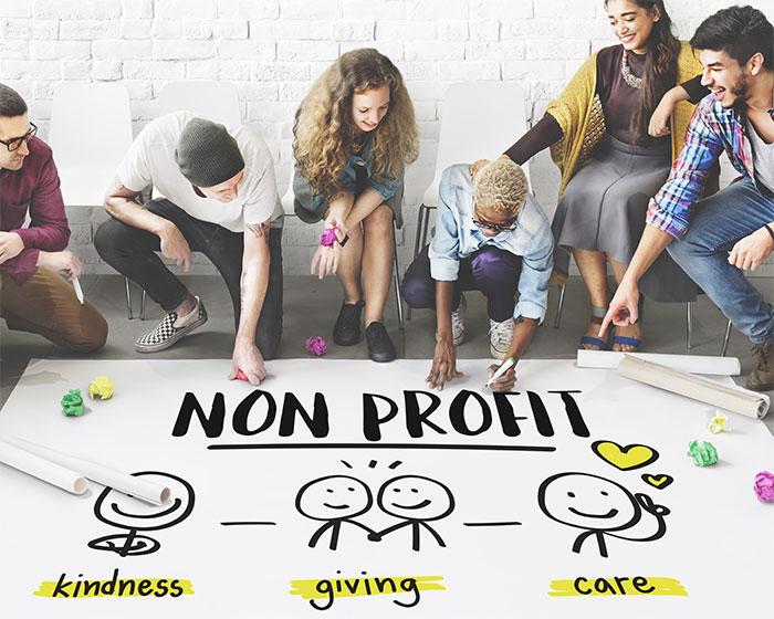 Non Profit - Kindness - Giving - Care