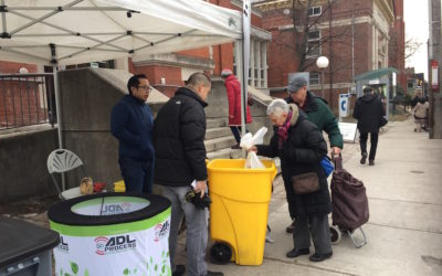 6th Annual E-Waste Collection Event in Ward 13