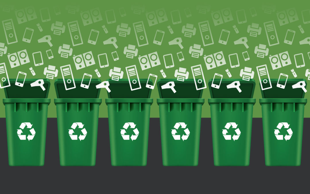 Drop-Off your Used Electronics for Recycling
